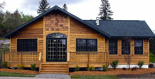 Modular Home Modular Homes Wood Siding