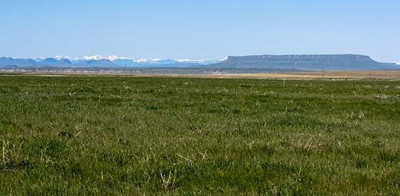 High plains pictures